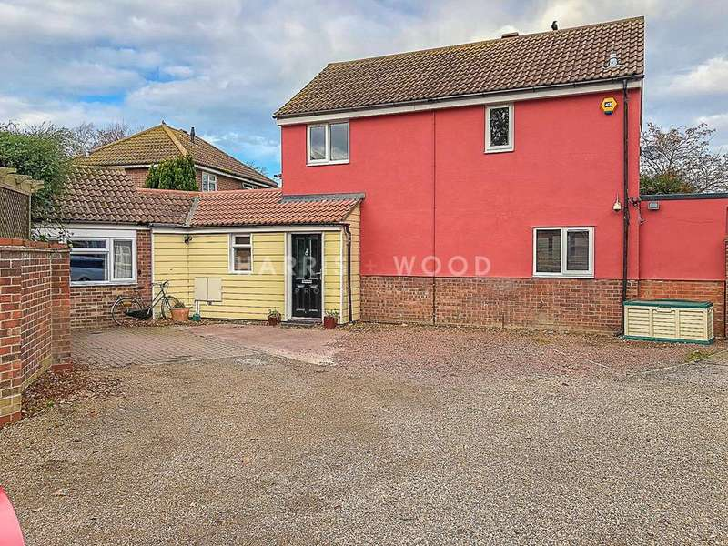 4 Bedrooms Detached House for sale in Berechurch Hall Road, Colchester, CO2