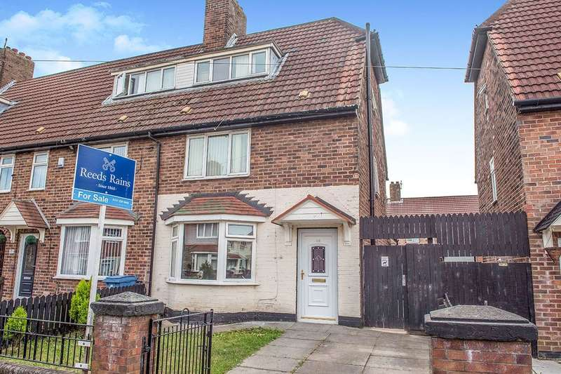 4 Bedrooms Terraced House for sale in Gainford Road, Liverpool, L14