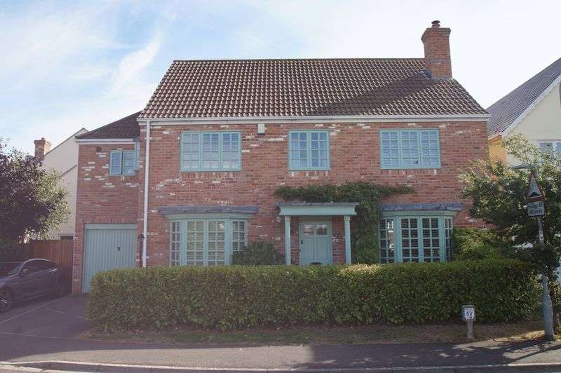 4 Bedrooms Property for sale in St. Christophers Way, Burnham-On-Sea