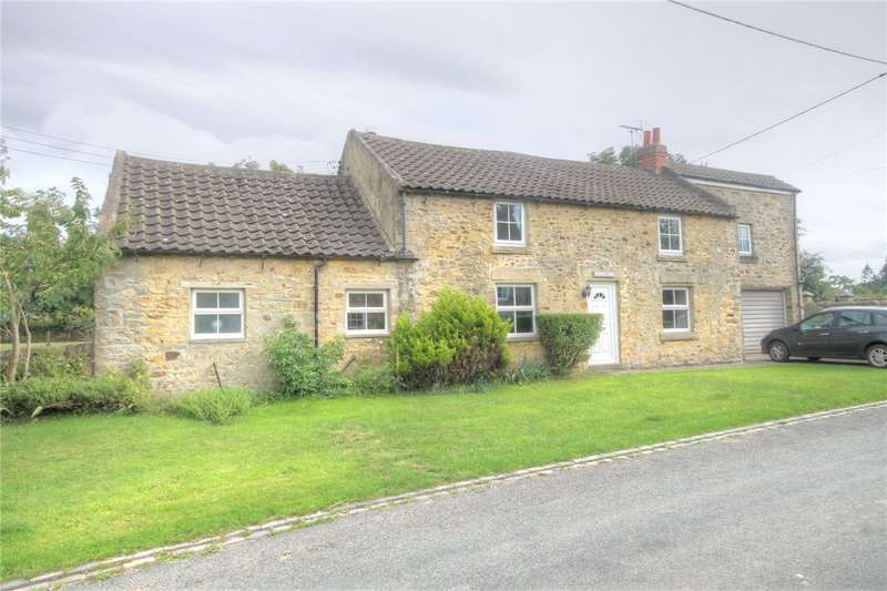4 Bedrooms Detached House for sale in Cleatlam, Darlington, County Durham, DL2