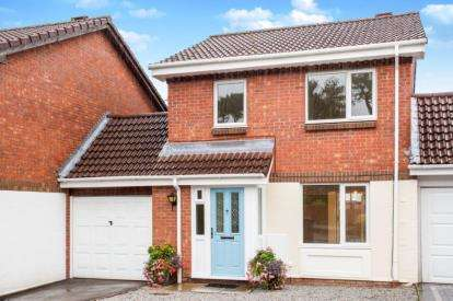 3 Bedrooms Link Detached House for sale in West End, Southampton, Hampshire