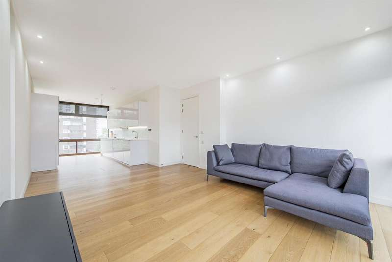 2 Bedrooms Flat for sale in 4 Cabanel Place, Baylis Old School, Kennigton, London SE11