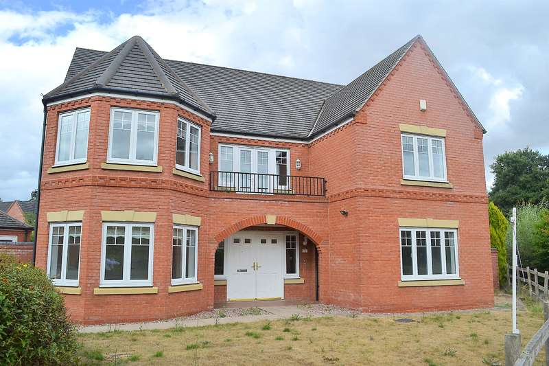 5 Bedrooms Detached House for sale in Blakeman Way, Lichfield