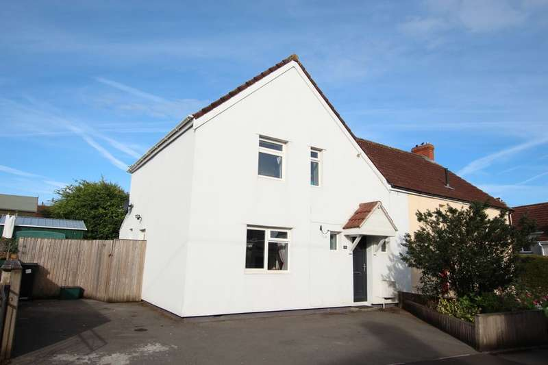 2 Bedrooms Semi Detached House for sale in Alpine Road, Paulton, Bristol, BS39