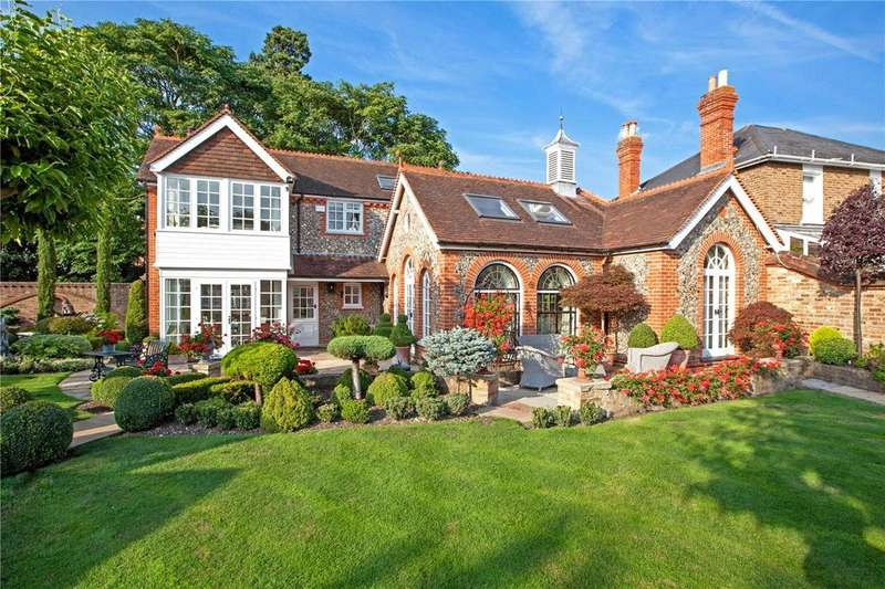 5 Bedrooms Detached House for sale in High Street, Bray, Maidenhead, Berkshire