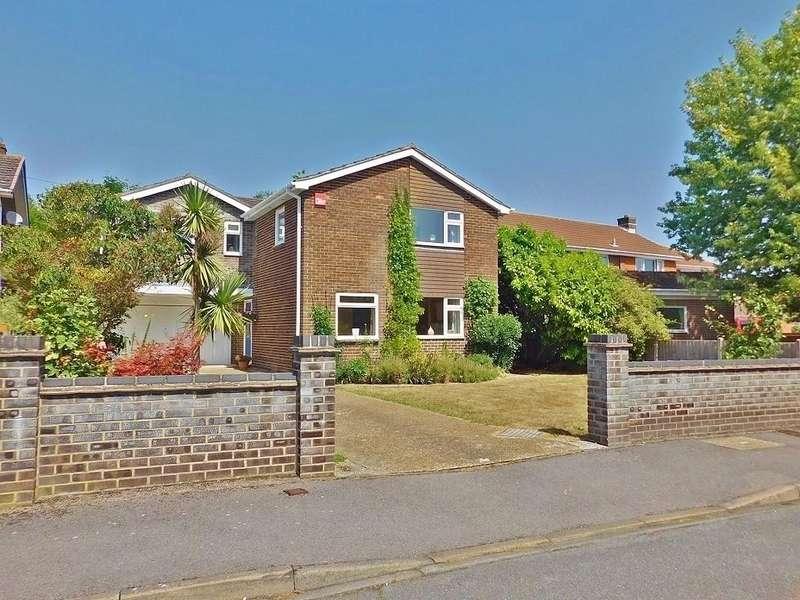4 Bedrooms Detached House for sale in Sumar Close, Stubbington