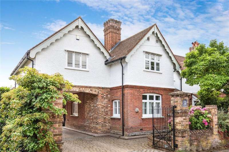 5 Bedrooms Semi Detached House for sale in The Grove, Marshcroft Lane, Tring, Hertfordshire, HP23