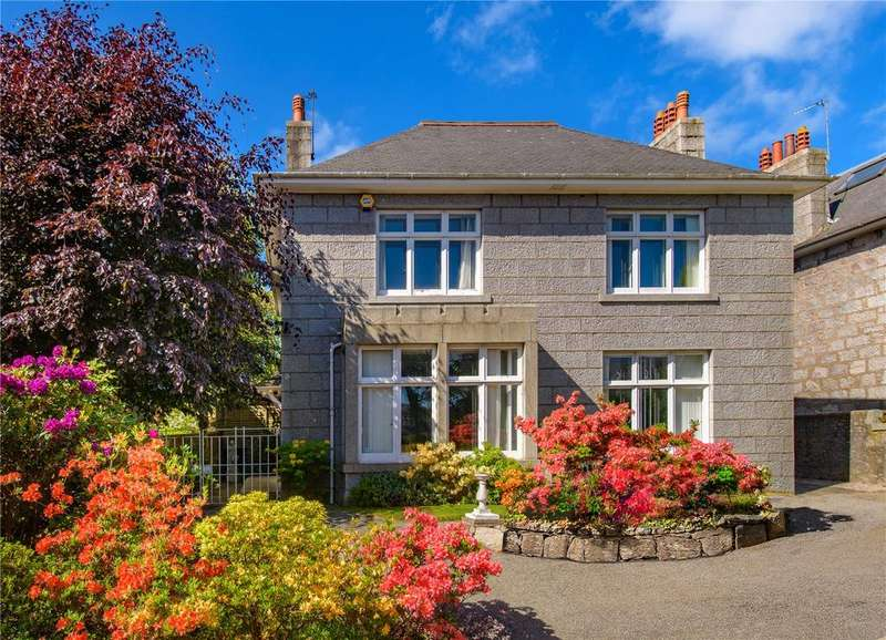 5 Bedrooms Detached House for sale in Anderson Drive, Aberdeen, AB15