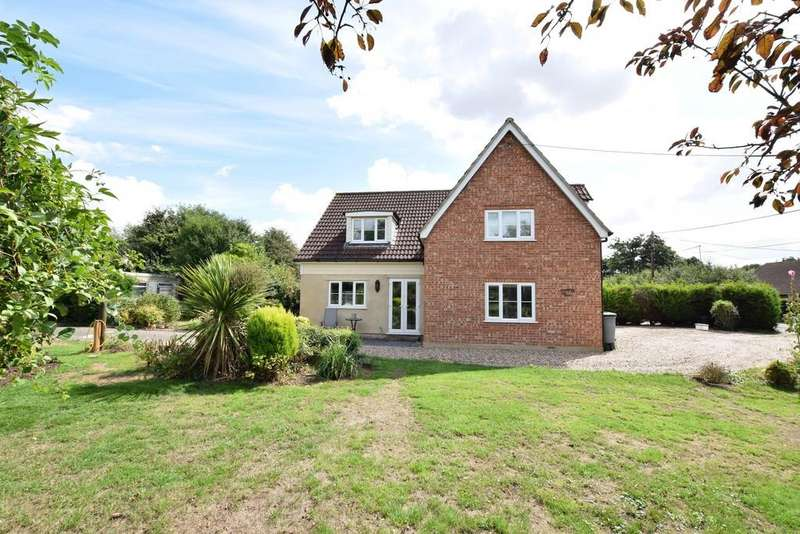 4 Bedrooms Semi Detached House for sale in Ardleigh, Colchester, CO7 7LW