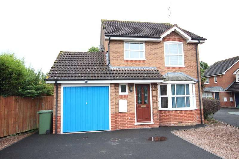 3 Bedrooms Detached House for sale in Farnham Green, Worcester, Worcestershire, WR4