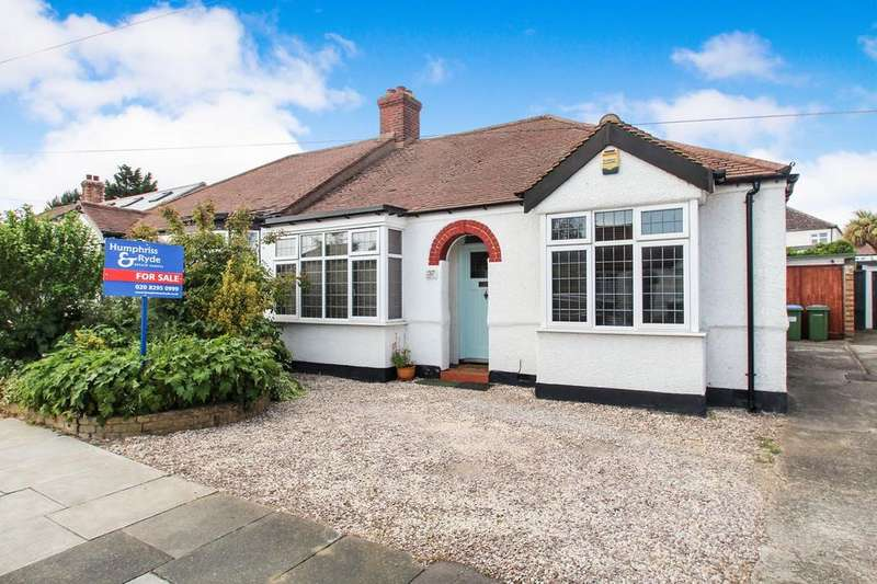3 Bedrooms Semi Detached House for sale in Hillview Road, Chislehurst, Kent, BR7 6DR