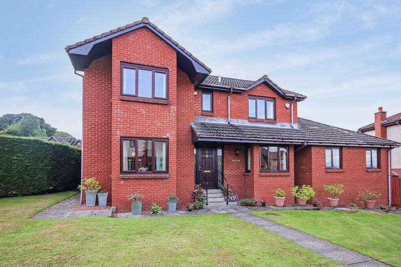 6 Bedrooms Detached House for sale in 8 Braehead Park, Linlithgow