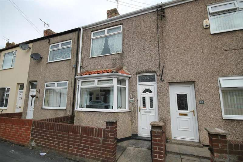 2 Bedrooms Terraced House for sale in South View, Trimdon Grange, Trimdon Station