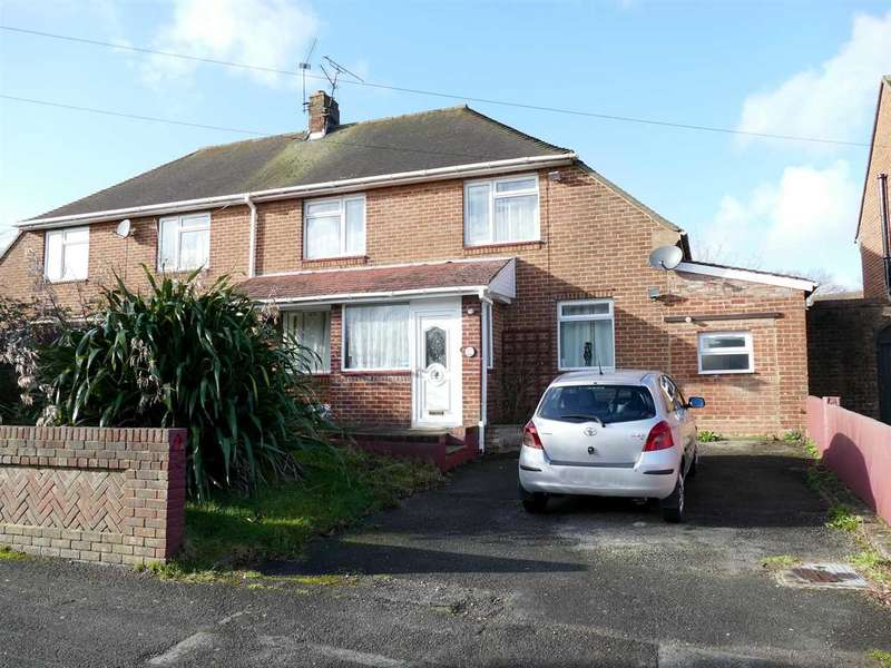 3 Bedrooms Semi Detached House for sale in Hall Road, Bournemouth