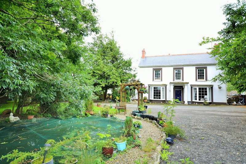5 Bedrooms Land Commercial for sale in Fishguard Road, Haverfordwest