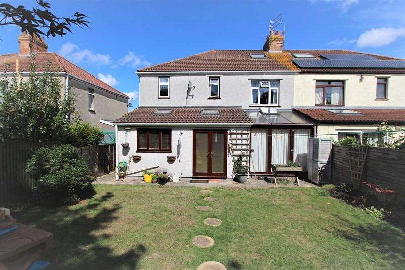 4 Bedrooms Semi Detached House for sale in Imperial Road, Knowle, Bristol