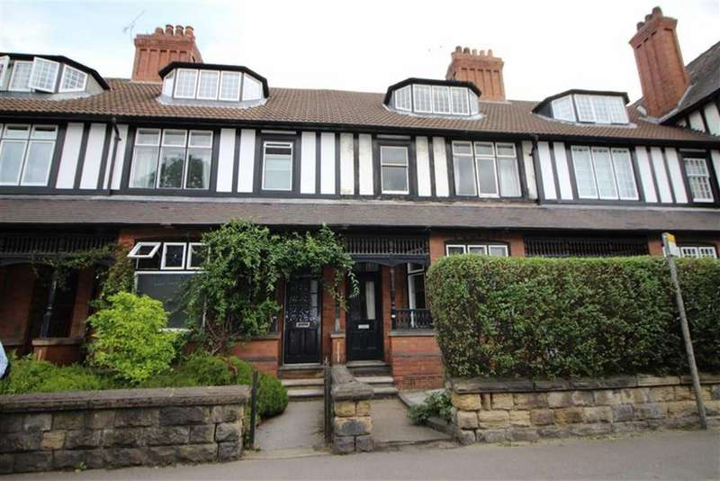 4 Bedrooms Terraced House for sale in Bridge Street, Belper, Derbyshire