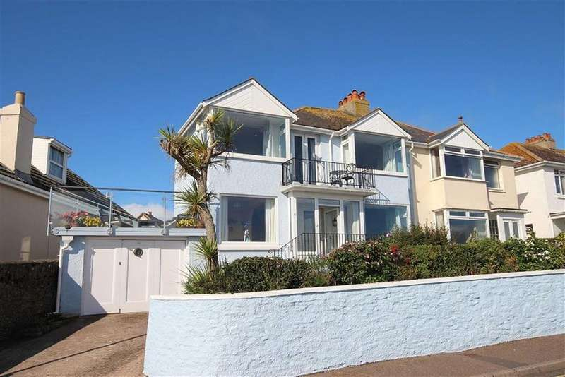 3 Bedrooms Semi Detached House for sale in North Furzeham Road, Furzeham, Brixham, TQ5