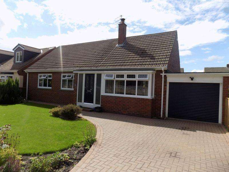3 Bedrooms Bungalow for sale in Church Lane, Bedlington