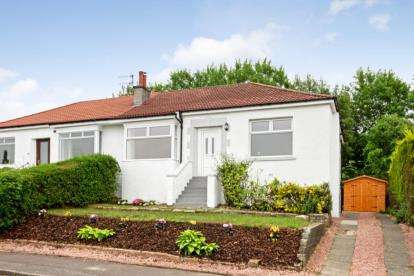 3 Bedrooms Bungalow for sale in Etive Drive, Giffnock