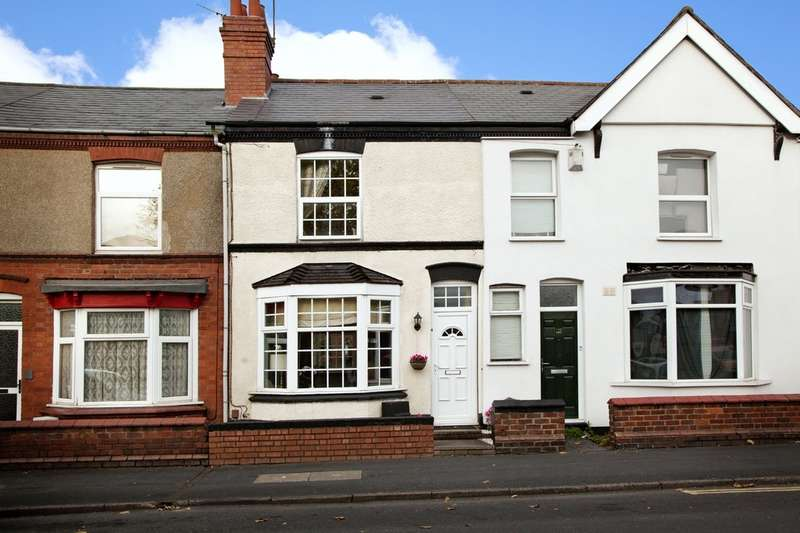 3 Bedrooms Terraced House for sale in Hickmans Avenue, Cradley Heath