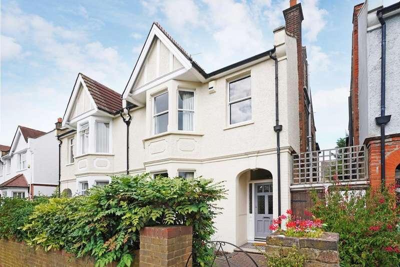 5 Bedrooms Semi Detached House for sale in Waldemar Avenue, Ealing, W13