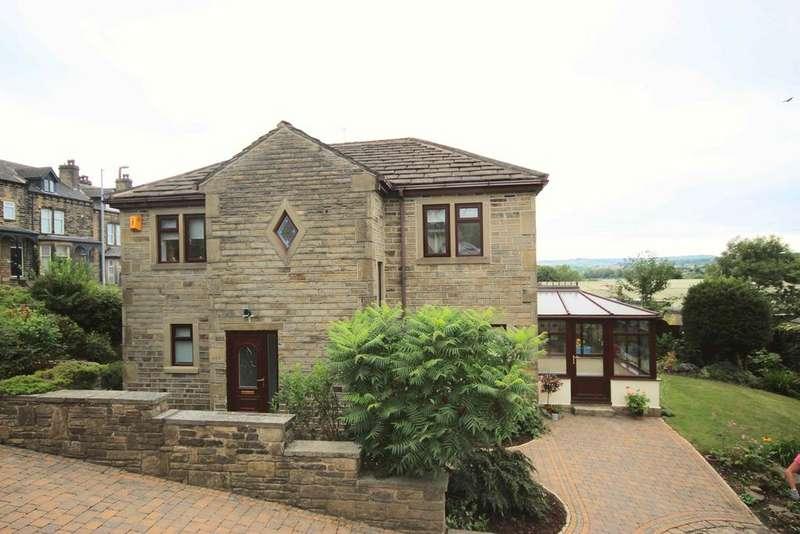 4 Bedrooms Detached House for sale in 664 Huddersfield Road, Wyke BD12 8JR