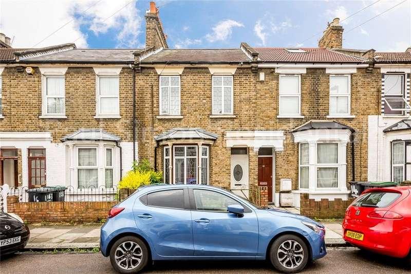 2 Bedrooms Terraced House for sale in Denmark Street, Tottenham, London, N17