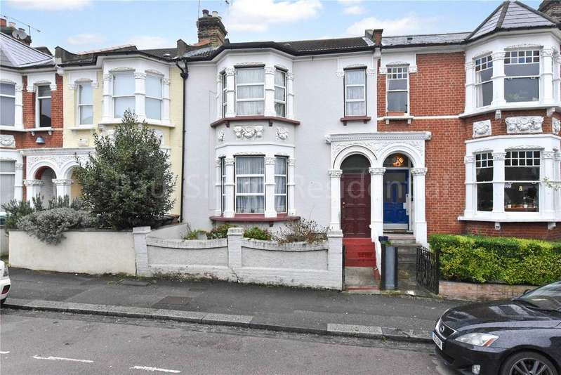 3 Bedrooms House for sale in Cavendish Road, Harringay, London, N4