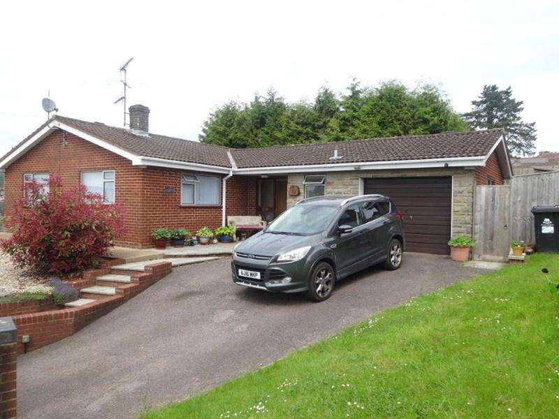 3 Bedrooms Detached Bungalow for sale in Barley Corn Square, Cinderford