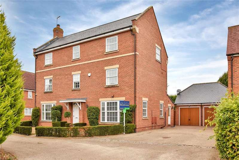 5 Bedrooms Detached House for sale in Moor View, Bunny, Nottinghamshire