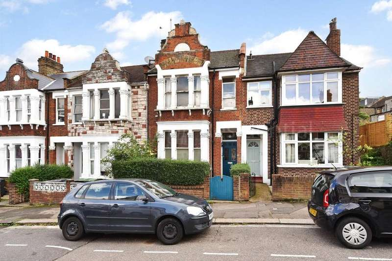 3 Bedrooms Apartment Flat for sale in Mattison Road, Harringay, London, N4