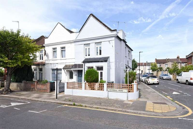 3 Bedrooms End Of Terrace House for sale in Avondale Road, Harringay, London, N15