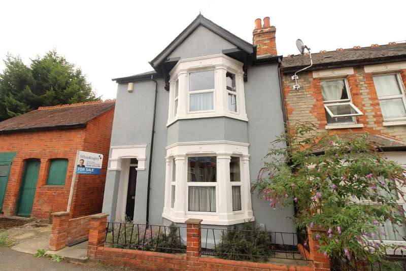 3 Bedrooms End Of Terrace House for sale in Surrey Road, Reading
