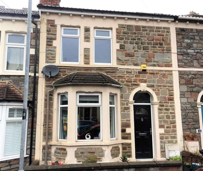 3 Bedrooms Terraced House for sale in Highworth Road, St Annes, Bristol