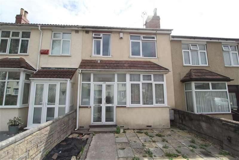 3 Bedrooms Terraced House for sale in Dovercourt Road, Horfield, Bristol