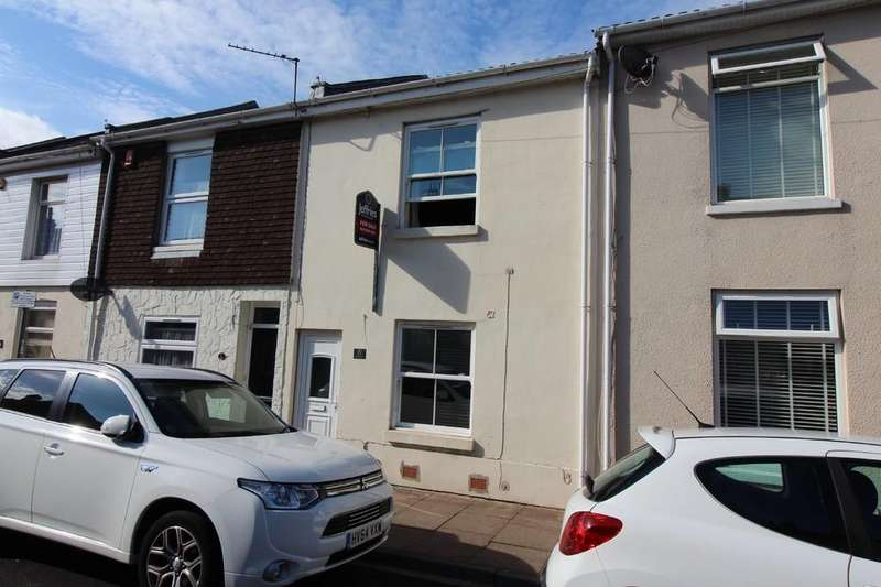 3 Bedrooms Terraced House for sale in Stanley Road, Stamshaw