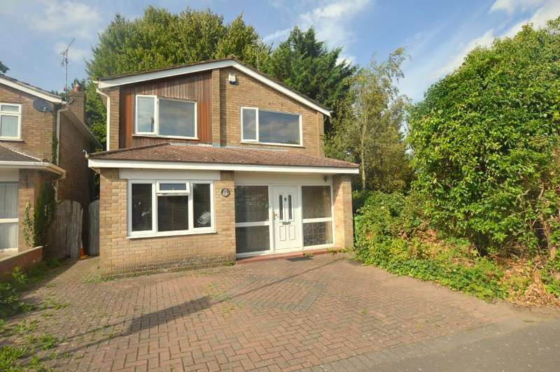 3 Bedrooms Detached House for sale in Tintagel Close, Luton, Bedfordshire, LU3 1PF