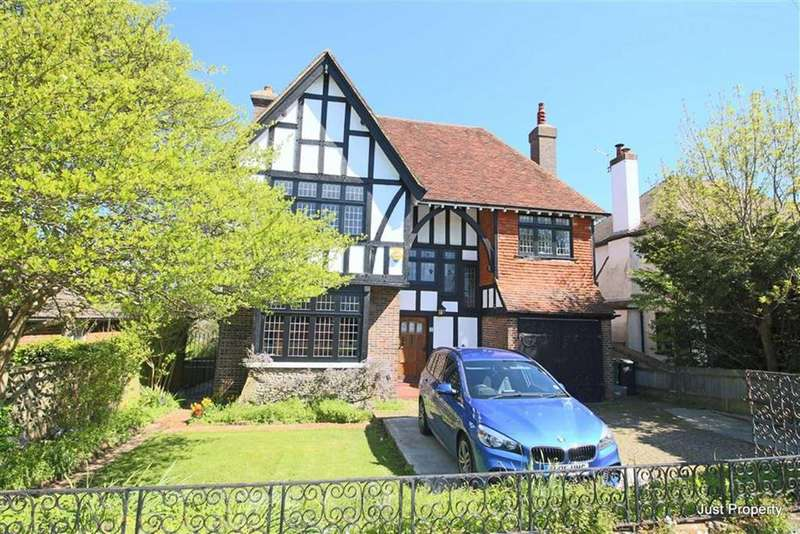 4 Bedrooms Detached House for sale in Priory Avenue, Hastings