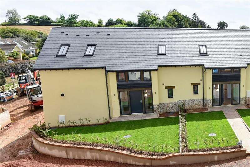 3 Bedrooms Semi Detached House for sale in Kerswell Farm Barns, Broadhembury, Kerswell Cullompton, Devon, EX15