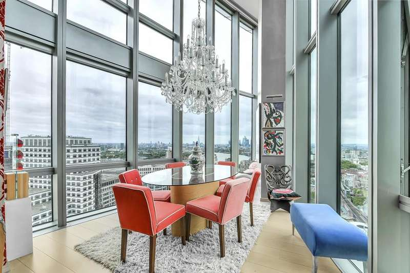 2 Bedrooms Apartment Flat for sale in West India Quay, Canary Wharf, E14