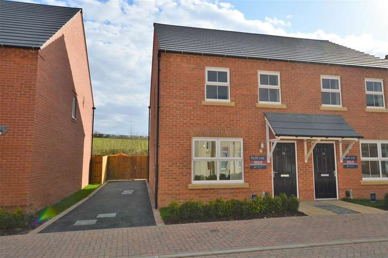 3 Bedrooms Detached House for sale in Foxglove Crescent, East Leake