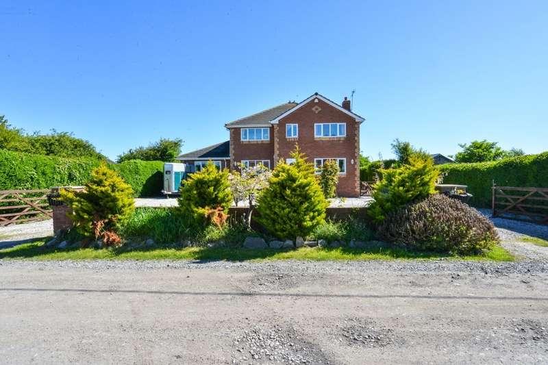 5 Bedrooms Detached House for sale in Green Avenue, Kinmel Bay, Rhyl, LL18