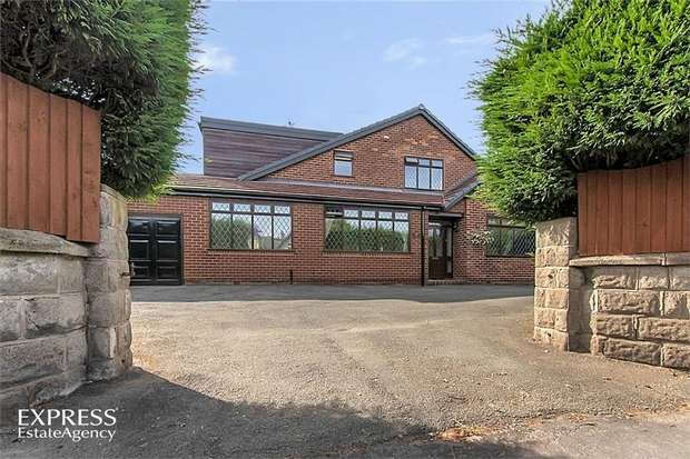4 Bedrooms Detached House for sale in Prescot Road, Ormskirk, Lancashire