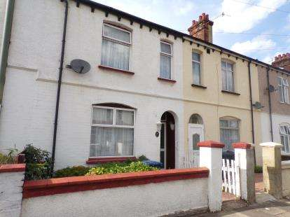 3 Bedrooms Terraced House for sale in Cecil Road, Colindale, London, United Kingdom