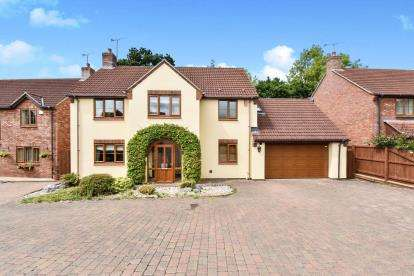 5 Bedrooms Detached House for sale in Bathpool, Taunton