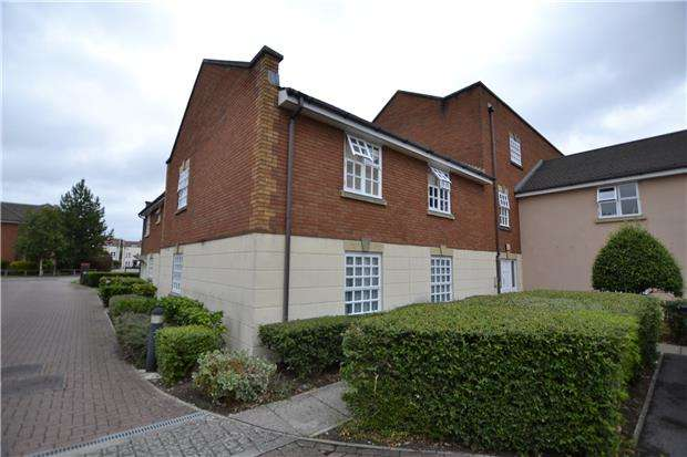2 Bedrooms Flat for sale in John Repton Gardens, Bristol, BS10 6TH