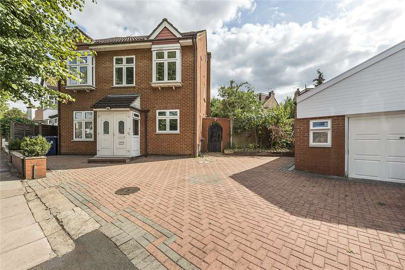 6 Bedrooms Detached House for sale in Cleveland Road, Ealing, W13