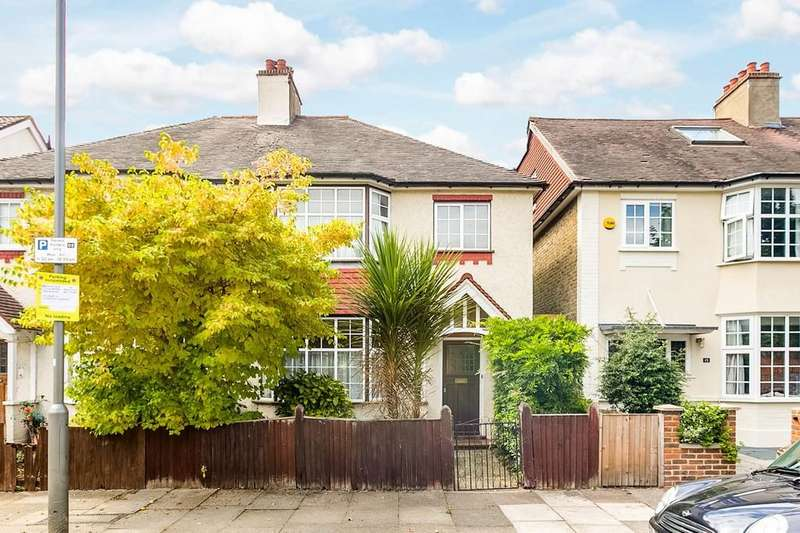 3 Bedrooms Semi Detached House for sale in Lyminge Gardens, London