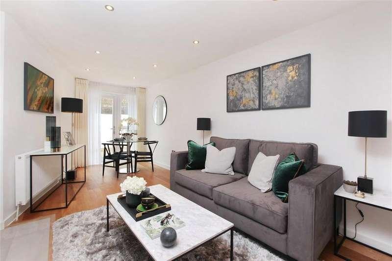 1 Bedroom Apartment Flat for sale in Cornwall Road, Waterloo, London, SE1